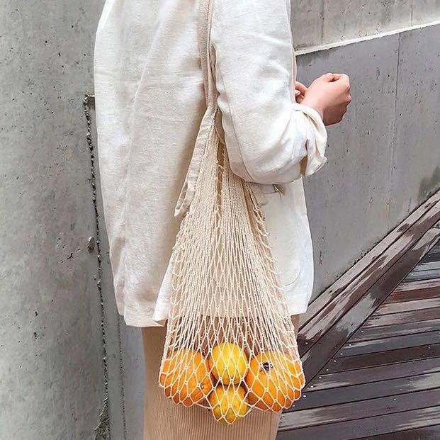 Evita las bolsas de un solo uso
