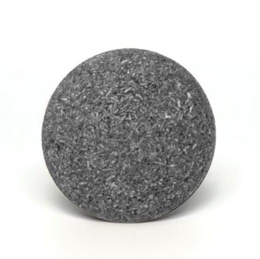 champú sólido con carbón activo para barba