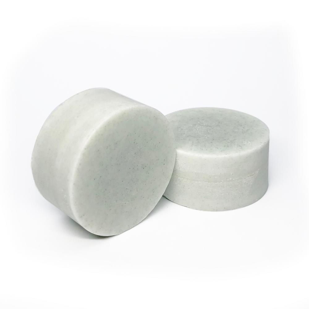 acondicionador sólido para pelo normal con alga espirulina