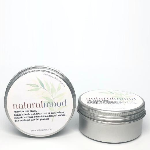Champú y acondicionador sólido naturalmood cosmética sólida