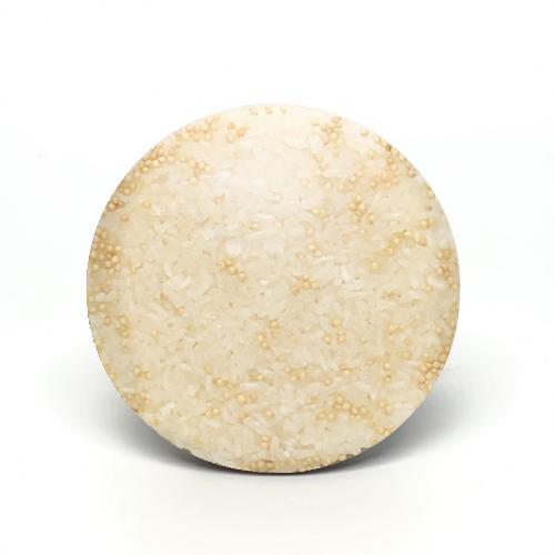 gel sólido syndet jengibre y limón estimulante. Jabón sin jabón